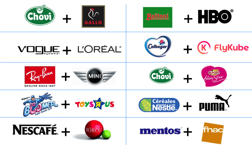 co branding marcas