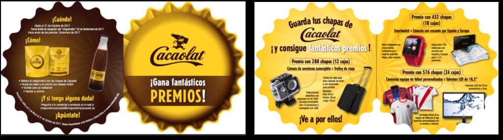fidelizacion cacaolat